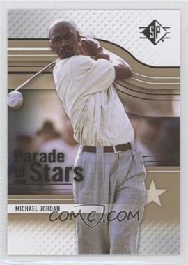 2012 SP Authentic - [Base] - Retail #61 - Michael Jordan