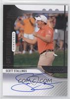 Authentic Rookies Signatures - Scott Stallings #/699