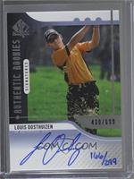 Authentic Rookies Signatures - Louis Oosthuizen (Redemption With COA) #/299