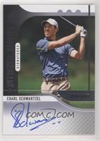Authentic Rookies Signatures - Charl Schwartzel #/699