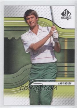 2012 SP Authentic - [Base] #28 - Andy North