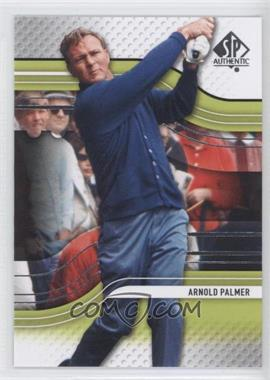 2012 SP Authentic - [Base] #3 - Arnold Palmer