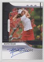 Authentic Rookies Signatures - Beatriz Recari /699