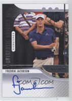 Authentic Rookies Signatures - Fredrik Jacobson #/699