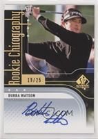 Bubba Watson #/25