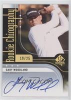 Gary Woodland #/25