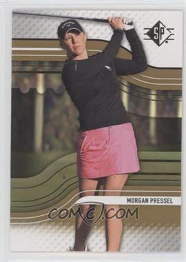 2012 SP Authentic - Rookie Extended Series - Retail #R23 - Morgan Pressel