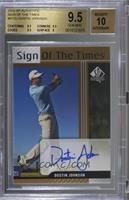 Dustin Johnson [BGS 9.5 GEM MINT]