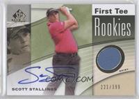 Scott Stallings #/399