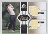 David Duval #/35