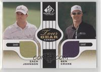 Zach Johnson, Ben Crane #/35