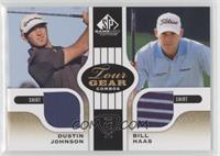 Dustin Johnson, Bill Haas #/35