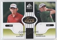 Bud Cauley, Robert Garrigus