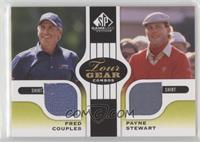 Fred Couples, Payne Stewart