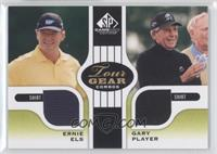 Ernie Els, Gary Player