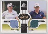 Brittany Lang, Stacy Lewis