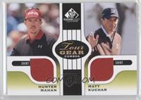 Hunter Mahan, Matt Kuchar