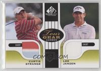 Curtis Strange, Lee Janzen
