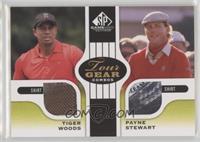 Tiger Woods, Payne Stewart
