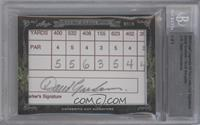 David Graham, Scott Simpson [BGS Authentic] #/5