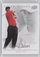 Tiger Woods [Noted] #/200