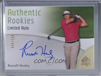 Russell Henley [Noted] #/100