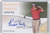 Russell Henley #/100
