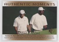Tiger Woods, Michael Jordan