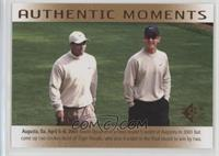David Duval, Tiger Woods [Noted]