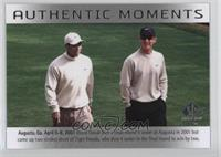 Tiger Woods, David Duval