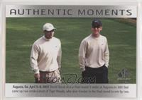 Tiger Woods, David Duval [Noted]