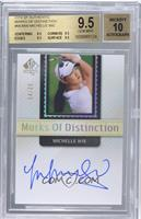 Michelle Wie /35 [BGS 9.5 GEM MINT]
