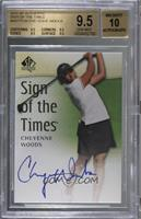 Cheyenne Woods [BGS 9.5 GEM MINT]