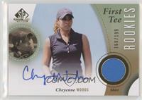 Cheyenne Woods #/199