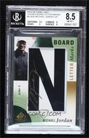 Michael Jordan [BGS 8.5 NM‑MT+] #/5