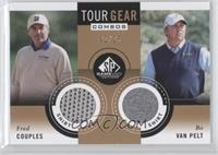 Fred Couples, Bo Van Pelt #/25