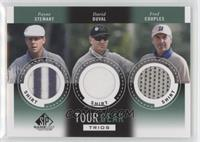 Payne Stewart, David Duval, Fred Couples