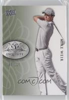 Mike Weir #/125