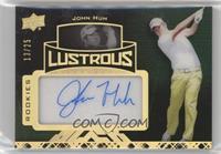John Huh #/25