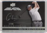 Colin Montgomerie #/65