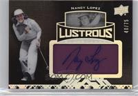Nancy Lopez /75