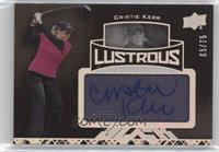 Cristie Kerr [Noted] #/75