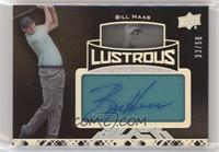 Bill Haas [Noted] #/50