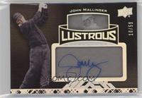John Mallinger #/50
