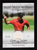 Tiger Woods #/25