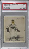 Joe Primeau (French/English on Back) [PSA 3.5 VG+]