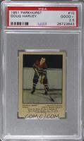 Doug Harvey [PSA 2.5]