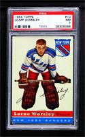 Gump Worsley [PSA 7 NM]