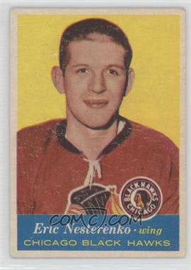 1957-58 Topps - [Base] #24 - Eric Nesterenko