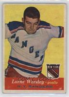 Gump Worsley [Poor to Fair]